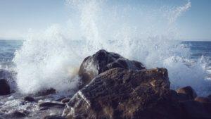Rots en Water foto